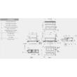 LG CM18R Légcsatornázható multi beltéri egység