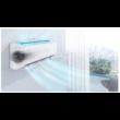 Samsung Luzon AR09TXHZAWKNEU/XEU oldalfali split klíma szett