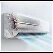 Samsung Luzon AR12TXHZAWKNEU/XEU oldalfali split klíma szett
