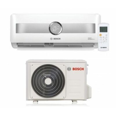 Bosch Climate 8500 9000BTU Oldalflai Split klíma szett
