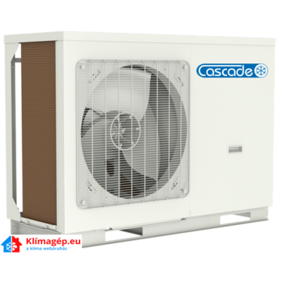 Cascade HeatStar CRS-CQ12Pd/NhG-M monoblokk 3 fázisú hőszivattyú