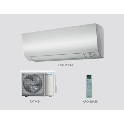 Daikin Perfera FTXTM30M / RXTM30N fűtésre optimalizált Oldalfali Split klíma szett