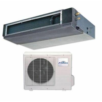 Fisher FSLIF-242AE3 / FSOIF-244AE3 Légcsatornázható split klíma