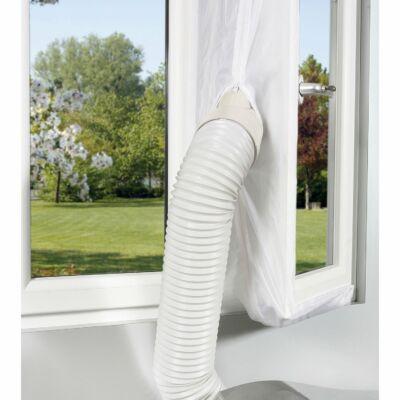 Fisher window seal Ablakszigetelő függöny mobilklíma kivezetéséhez FPR-91-121-141DE4-R és FP-92DE4-R- berendezésekhez