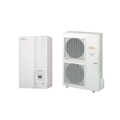 Fujitsu Waterstage  HP 14 / 3F  High Power V2 WSYK160DG9 / WOYK140LCTA levegő-víz hőszivattyú