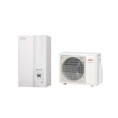 Fujitsu Waterstage Comfort WSYA080ML3 / WOYA060KLT levegő-víz hőszivattyú