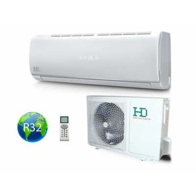 HD Maximus HDWI-MAXIMUS-245C / HDOI-MAXIMUS-245C Oldalfali Split Klíma szett