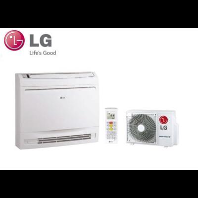 LG UQ12F/UUA1 Konzolos split klíma szett