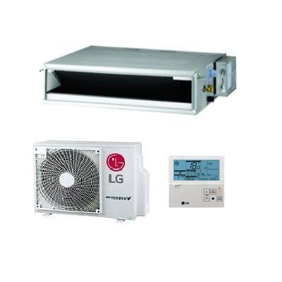 LG CM24F/UUB1 Légcsatornázható split klíma szett