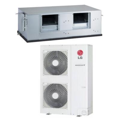 LG UB85/UU85W Légcsatornázható split klíma szett