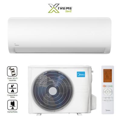 Midea Xtreme Save MG2X-12-SP oldalfali split klíma szett