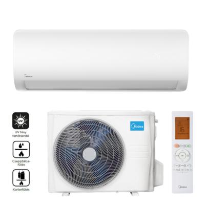 Midea Xtreme Save Pro MGP2X-12-SP oldalfali split klíma szett