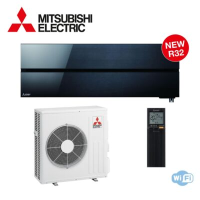 Mitsubishi Diamond MSZ/MUZ-LN25VGB Oldalfali Split klíma szett