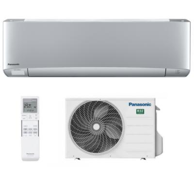 Panasonic Etherea KIT-XZ25-VKE ezüst oldalfali split klíma szett