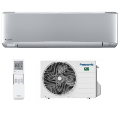 Panasonic Etherea KIT-XZ35-VKE ezüst oldalfali split klíma szett