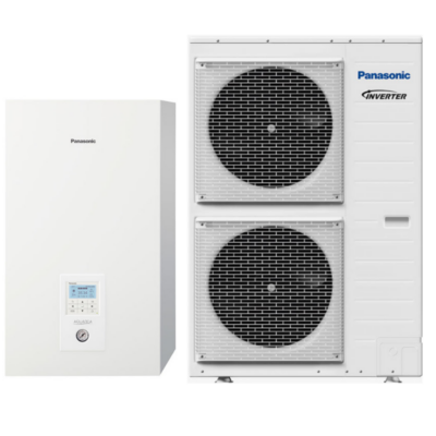 Panasonic Aquarea WH-UX09HE8/WH-SXC09H3E8 3 fázisú osztott hőszivattyú