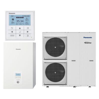 Panasonic Aquarea WH-UQ16HE8/WH-SQC16H9E8 3 fázisú osztott hőszivattyú