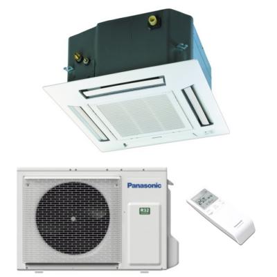 Panasonic KIT-Z50-UB4 Kazettás 4 utas split klíma szett