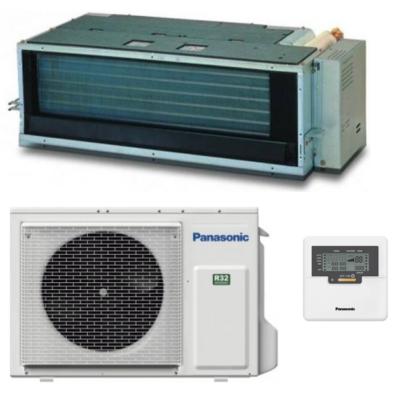 Panasonic KIT-Z50-UD3 Légcsatornázható split klíma szett