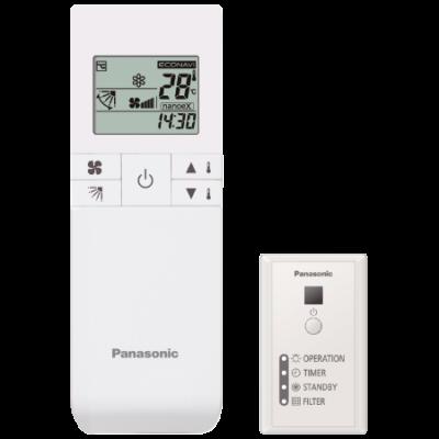 Panasonic PAC-I CZ-RWS3 Infravörös távvezérlő + CZ-RWRC3 vevőegység