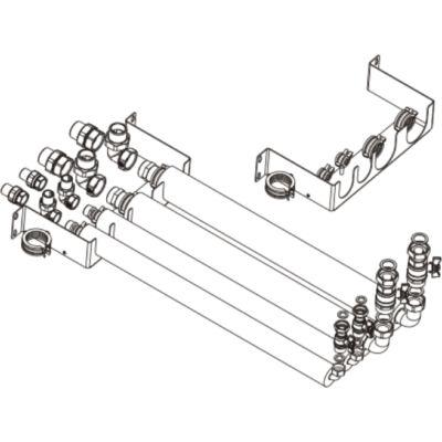 Panasonic PAW-ADC-PREKIT-H előszerelő csőkészlet