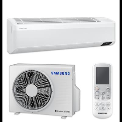 Samsung Wind-FreeTM Comfort AR24TXFCAWKNEU/XEU Oldalfali split klíma szett