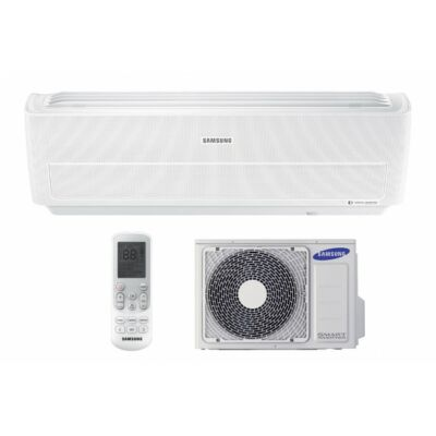 Samsung AR12MSWXBWKN/XEU Wind Free Optimum Split klíma szett